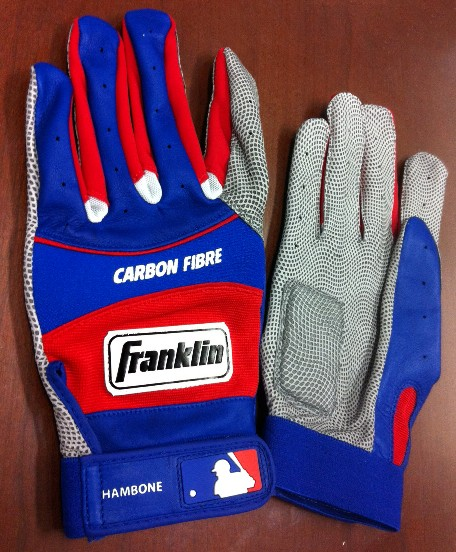 Josh Hamilton Batting Gloves
