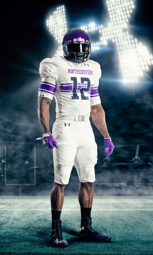 Northwestern Under Armour Jersey