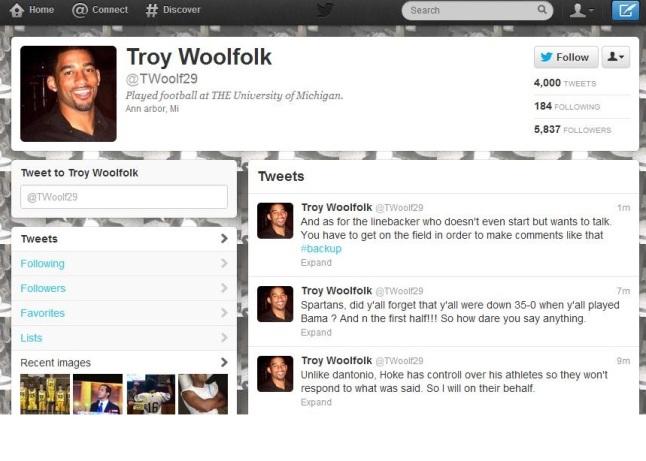 Troy Woolfork